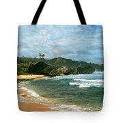Barbados Beach Tote Bag