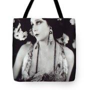 Barbara La Marr Tote Bag