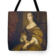 Barbara Villiers, Duchess Of Cleveland Tote Bag