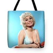 Barbara Windsor, Carry On Star Tote Bag
