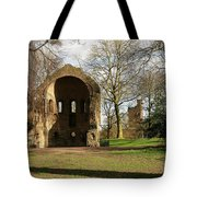Barbarossa Ruin And Belvedere Tote Bag