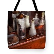 Barber - On The Counter Tote Bag