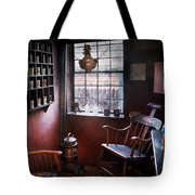 Barber - The Country Barber  Tote Bag