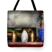 Barber - Things You Stare At  Tote Bag