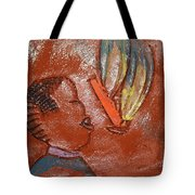 Barber Day - Tile Tote Bag