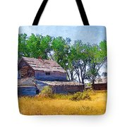 Barber Homestead Tote Bag