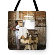 Barber Of The Century Tote Bag