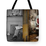Barber - Our Family Barber 1935 - Side By Side Tote Bag