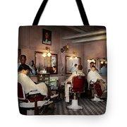 Barber - Senators-only Barbershop 1937 Tote Bag