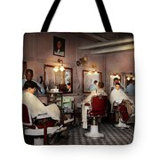 Barber - Senators-only Barbershop 1937 Tote Bag