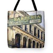 Barberia Konfort Tote Bag