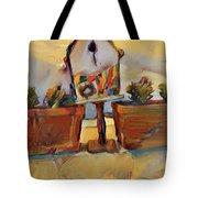 Barb's Bird House Tote Bag