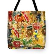 Barcelona Candy Tote Bag