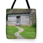 Bardstown Log School House Tote Bag