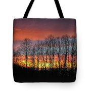 Bare-branched Beauty Tote Bag