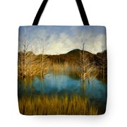 Bare Waters Tote Bag