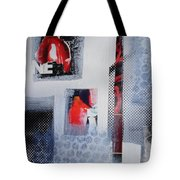 Barely There Tote Bag