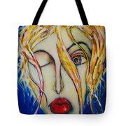 Barfly Morning Tote Bag