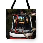 Barge Art Tote Bag