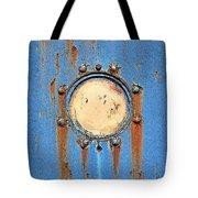 Barge Porthole Tote Bag