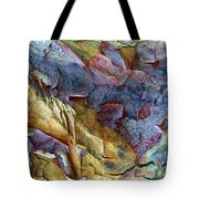 Bark Abstract Tote Bag