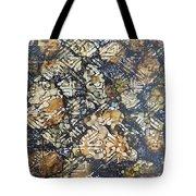 Bark Batik Ink #22 Tote Bag
