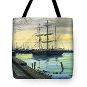 Bark Carthaginian Robert Lyn Nelson Tote Bag