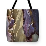 Bark Texture Tote Bag