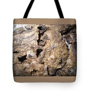 Bark-vision On Abstraction Theme  Tote Bag