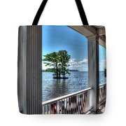 Barker House View Tote Bag