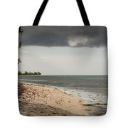 Barkers National Park Beach Tote Bag