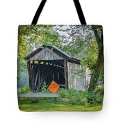 Barkhurst Covered Bridge  Tote Bag
