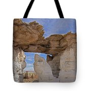Barking Seal Window-v Tote Bag