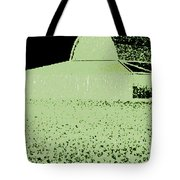 Barn Abstract Tote Bag