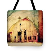 Barn For Sale Tote Bag
