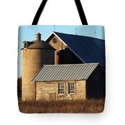 Barn At 57 And Q Tote Bag