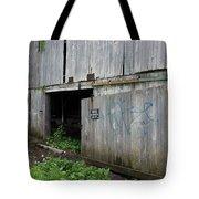Barn Door Tote Bag