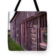 Barn Door Small Tote Bag