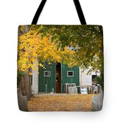Barn Doors Tote Bag