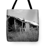Barn In Kentucky No 87 Tote Bag