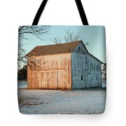 Barn Late Afternoon Tote Bag