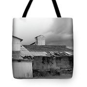 Barn Needs A Little Work Tote Bag
