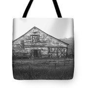 Barn Of X Tote Bag