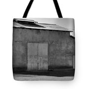 Barn On Dairy Farm Tote Bag