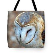 Barn Owle 1 Tote Bag