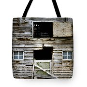 Barn Side Tote Bag