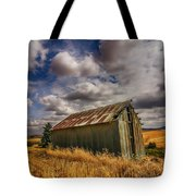 Barn Solitude Tote Bag