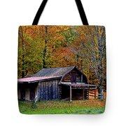 Barn Woodford Mountain Tote Bag