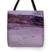 Barnacle Bill's Post Bertha And Fran Tote Bag