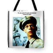 Barney Poster Tote Bag